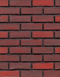 Faux Brick Wall Panels 4x8 - 12 wall panels that look like ...