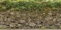 BrickJapanese0021 - Free Background Texture - castle wall ...