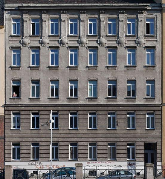 BuildingsTallHouse0079  Free Background Texture  vienna austria building facade residential