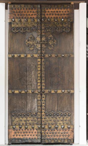 Doorsornate0409 Free Background Texture Door Medieval