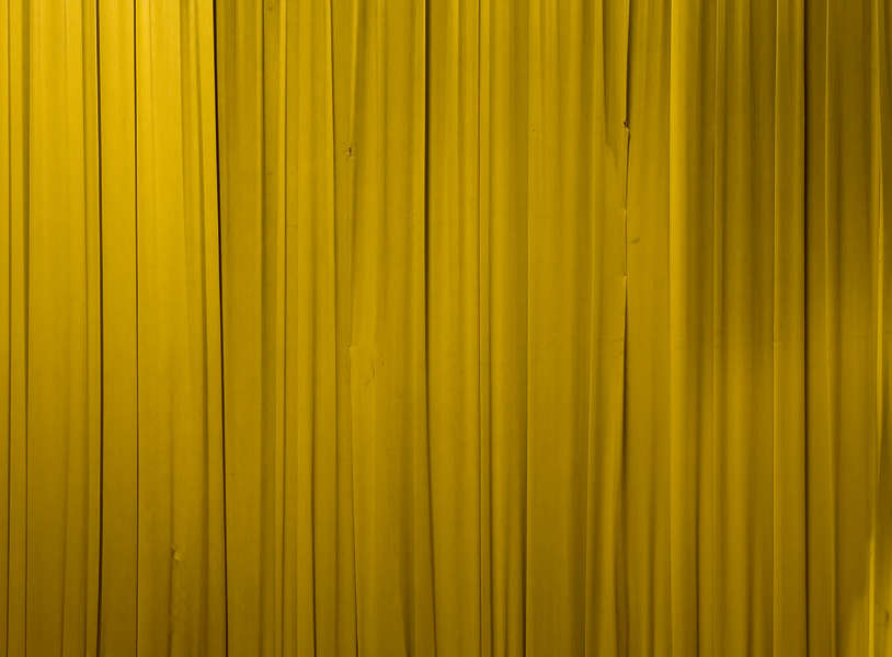 WrinklesHanging0047 Free Background Texture Curtain Curtains Fabric Folds Folded Yellow