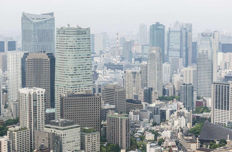 LandscapeCity0080  Free Background Texture  japan tokyo