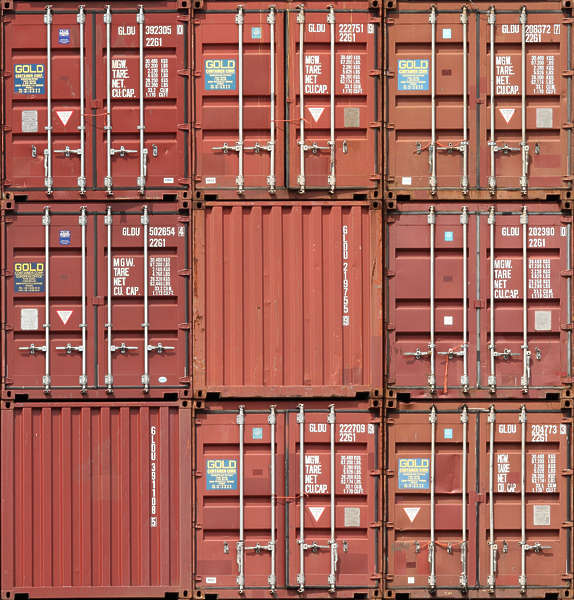 MetalContainers0144  Free Background Texture  container containers wall door front red white