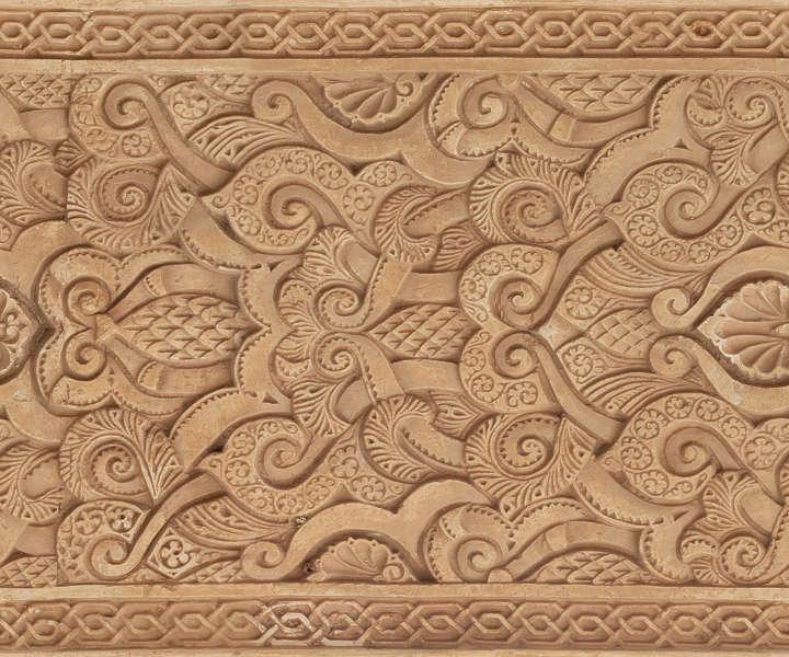 OrnamentsMoorishStucco0045  Free Background Texture  moorish ornament islamic palace arab