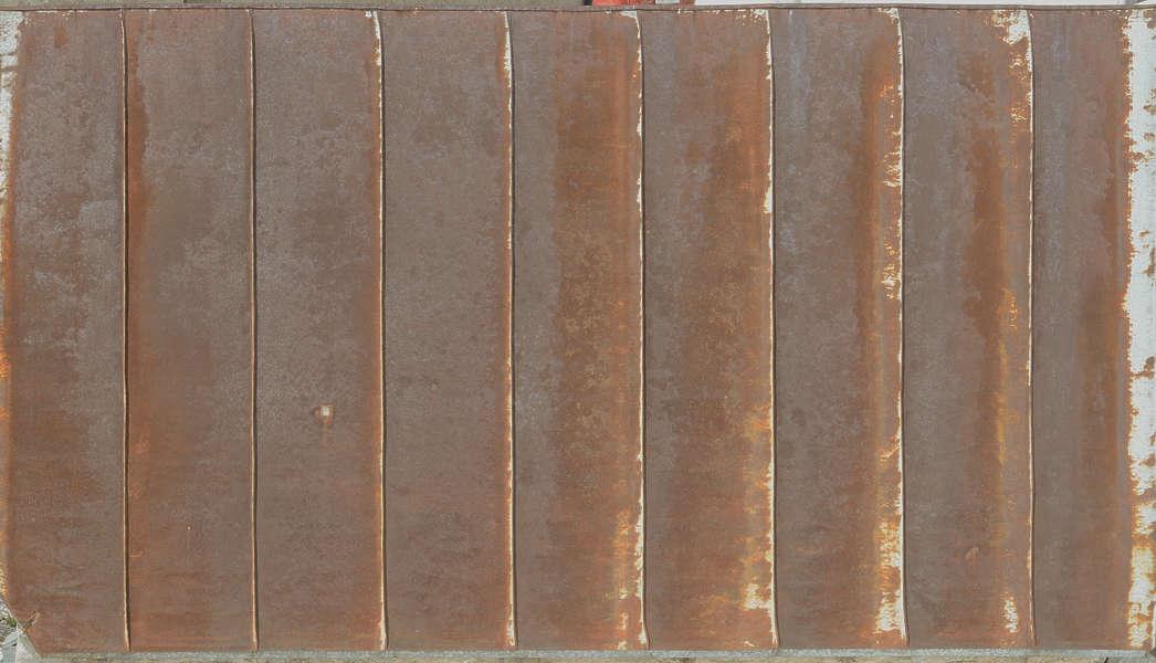 RooftilesMetal0073  Free Background Texture  metal rust