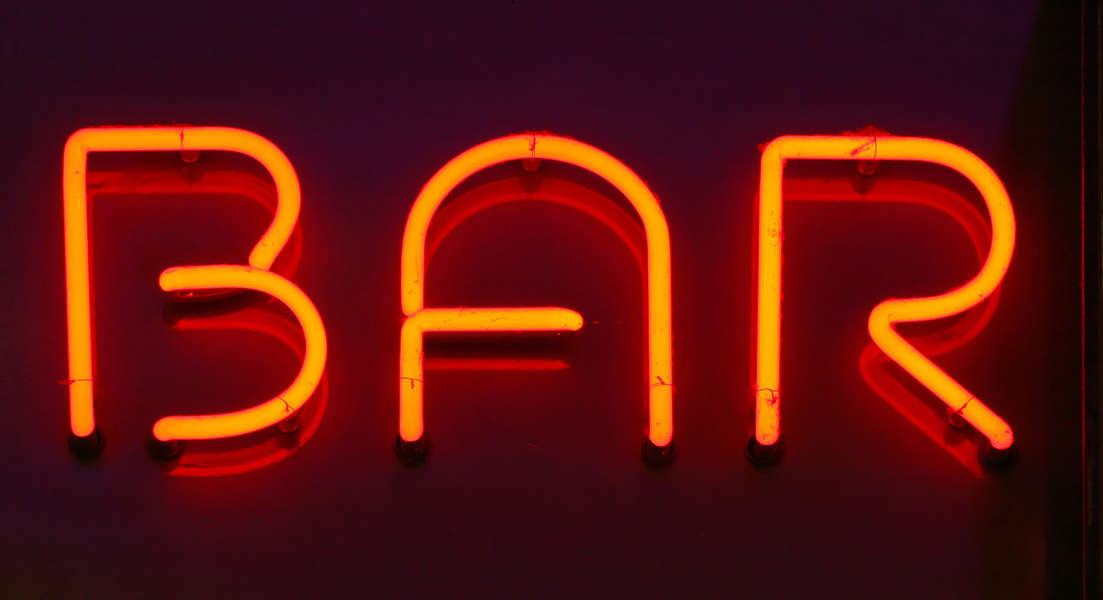 SignsNeon0046  Free Background Texture  sign neon bar