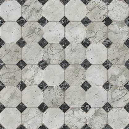 Marble Floor Tiles Substance (S0001)