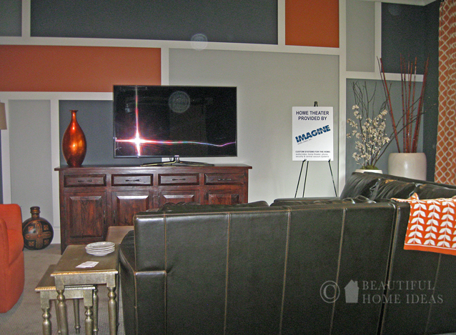 The Home Media Room 8 Key Features Textures Nashville