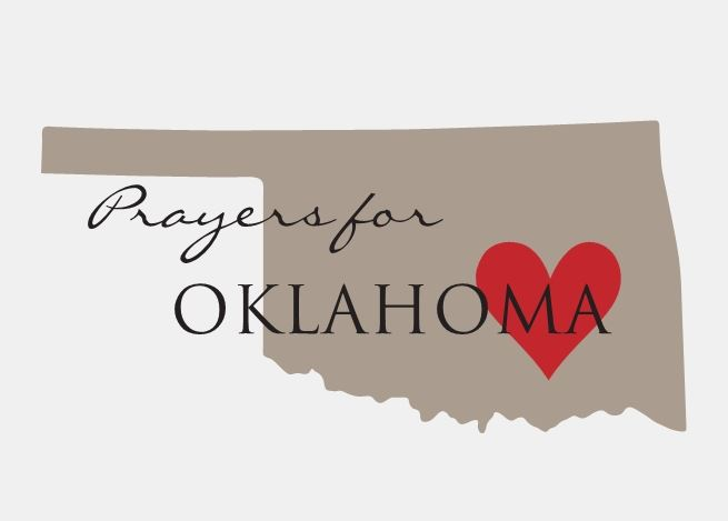 prayers for oklahoma