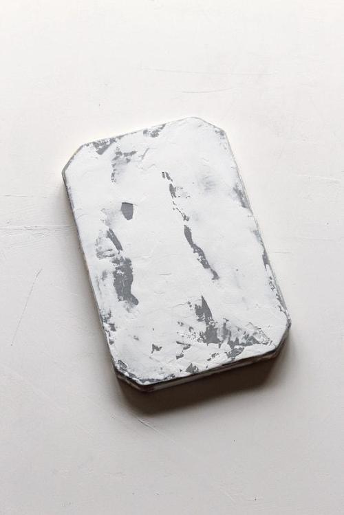 tagliere shabby grigio