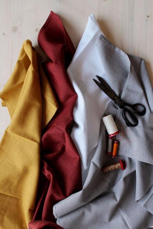 linen dishcloths