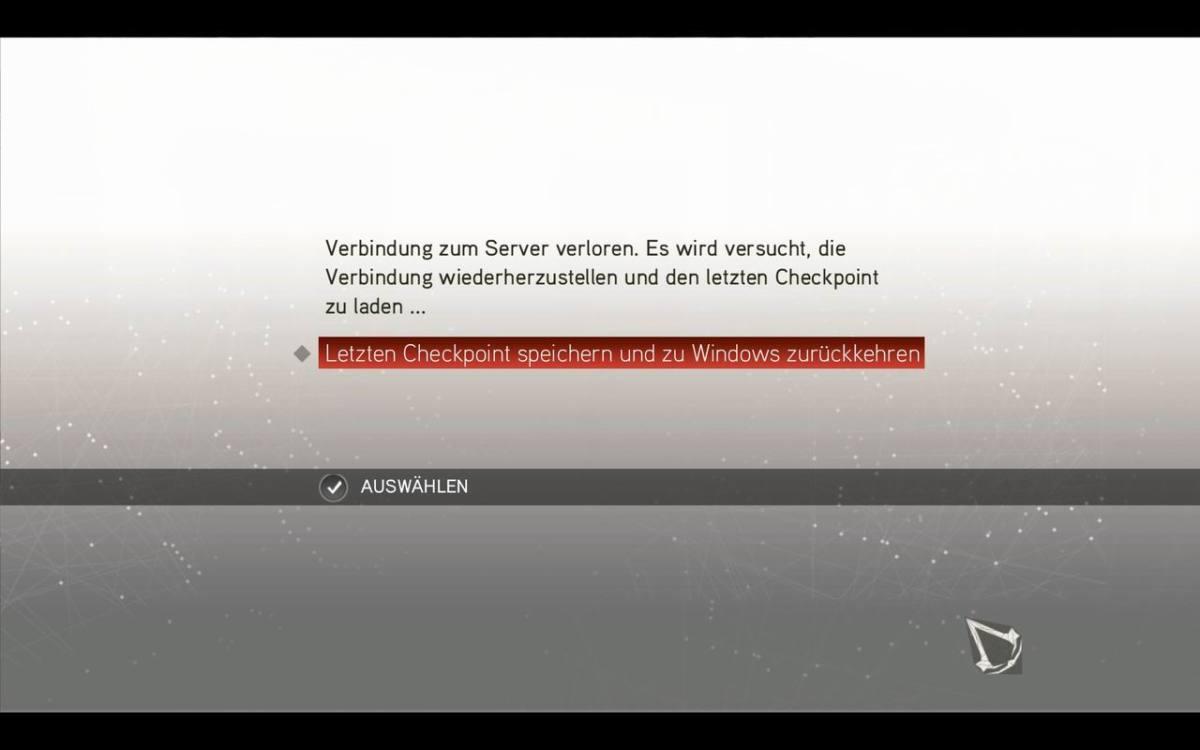 AC2 DRM-Server-Down