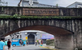 Intramuros Trip