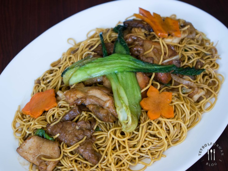 Combination Chow Mien