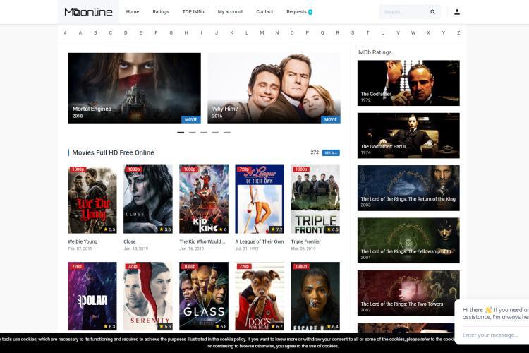 Moonline.TV - Movies Full HD Online Free