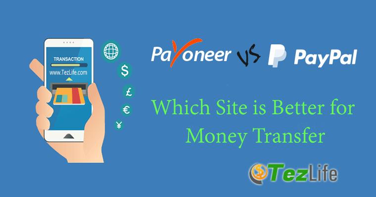 payoneer vs paypal