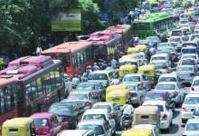traffic jam image