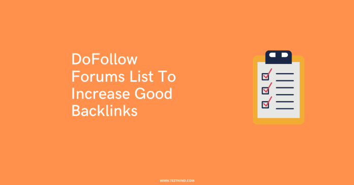 dofollow-forums-list-for-to-increase-good-backlinks