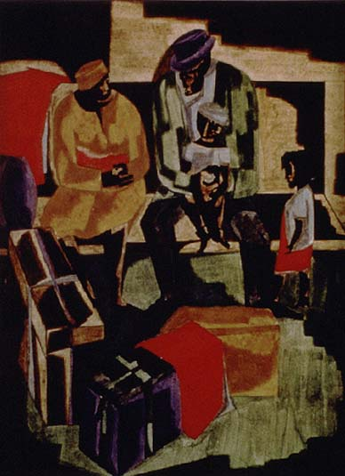 Narratives of African American Art and Identity The David