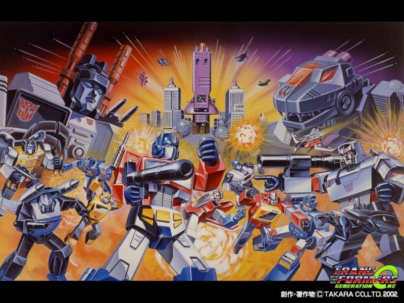 Transformers Animated Wallpaper Tfarchive Transformers Cartoons
