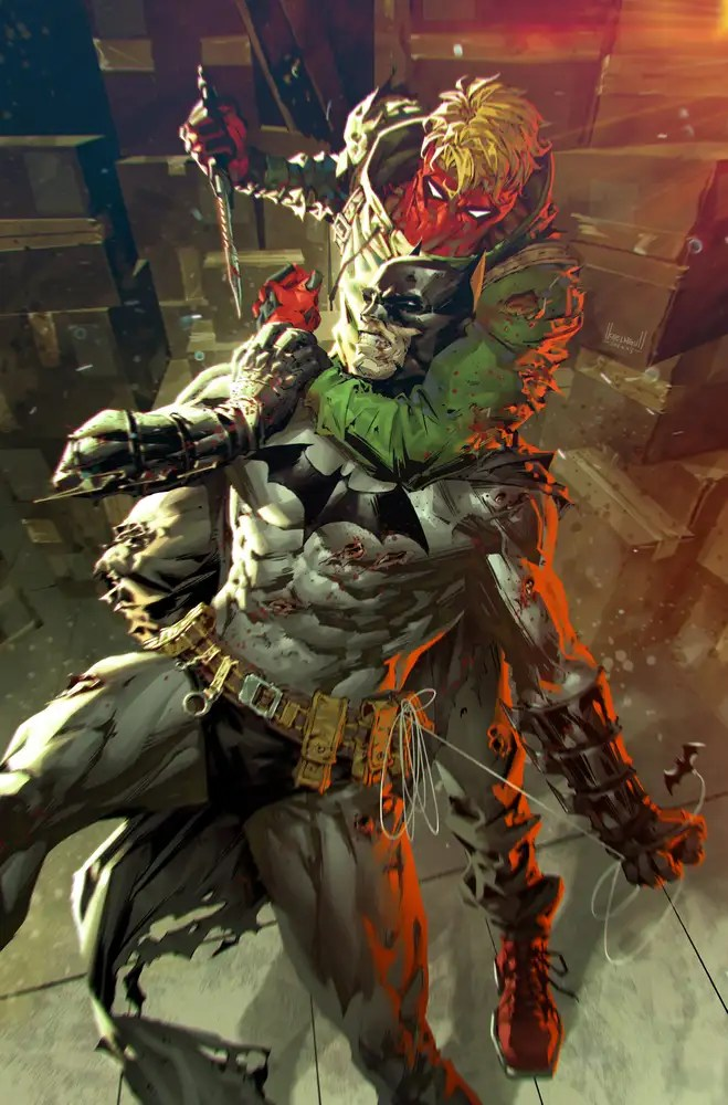 0121DC005 ComicList: DC Comics New Releases for 03/10/2021