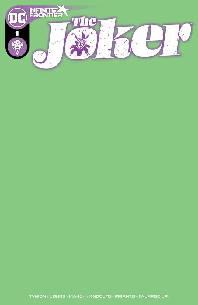 0121DC010 ComicList: DC Comics New Releases for 03/10/2021