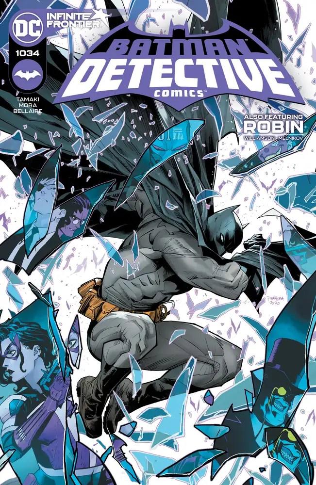 0121DC030 ComicList: DC Comics New Releases for 03/24/2021