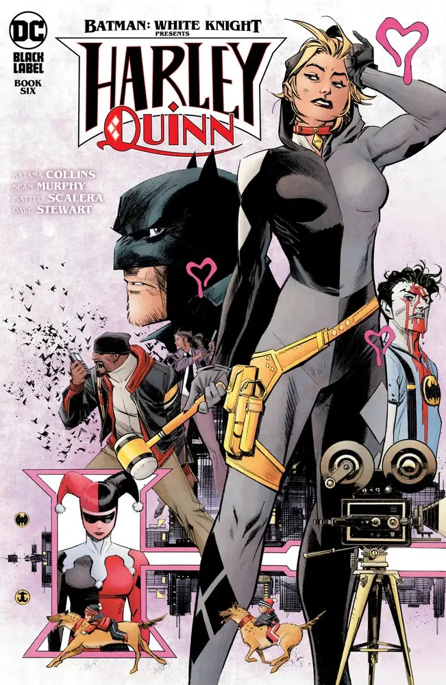 0121DC063 ComicList: DC Comics New Releases for 03/24/2021