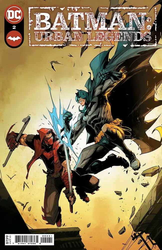 0221DC032 ComicList: DC Comics New Releases for 04/14/2021