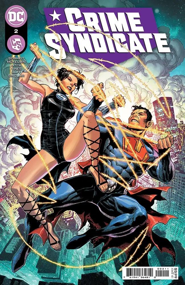 0221DC043 ComicList: DC Comics New Releases for 04/07/2021