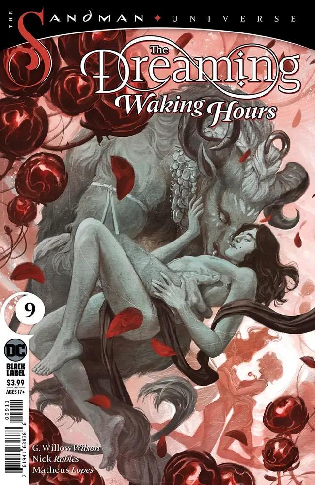 0221DC047 ComicList: DC Comics New Releases for 04/07/2021