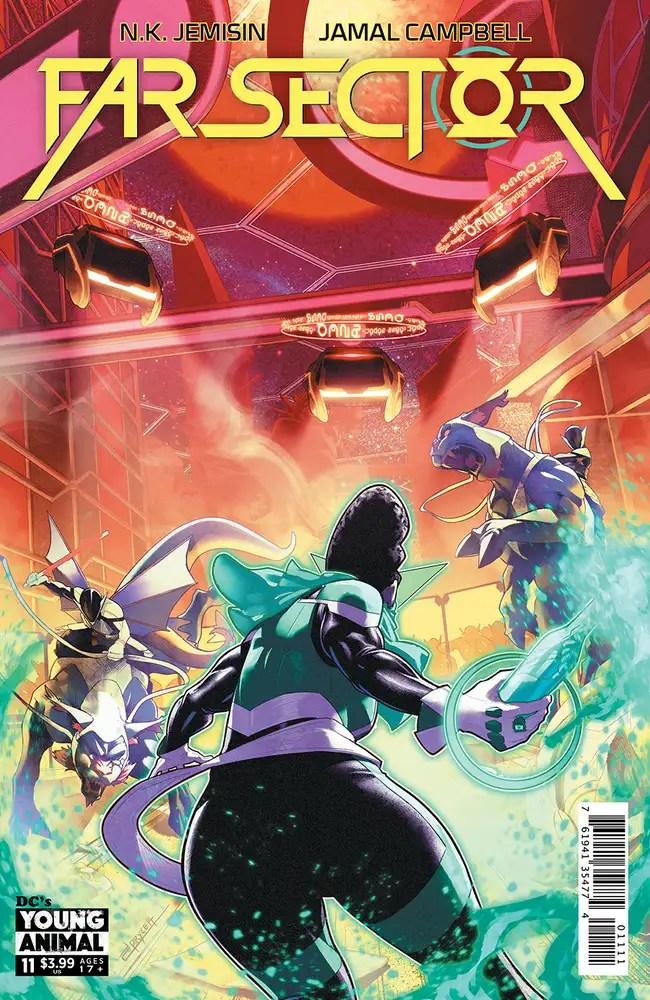 0221DC048 ComicList: DC Comics New Releases for 04/07/2021