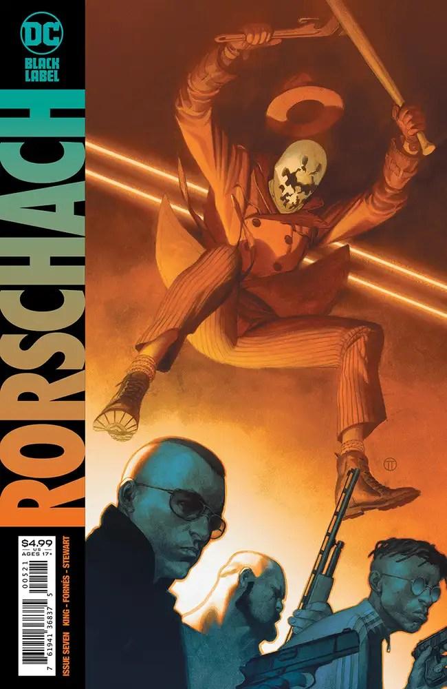 0221DC064 ComicList: DC Comics New Releases for 04/14/2021