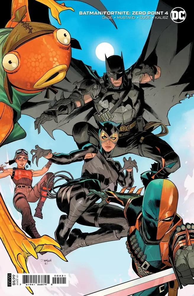 0221DC813 ComicList: DC Comics New Releases for 06/02/2021