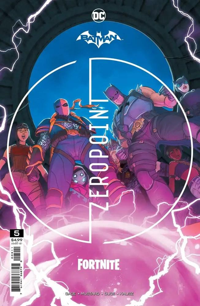 0221DC816 ComicList: DC Comics New Releases for 06/16/2021