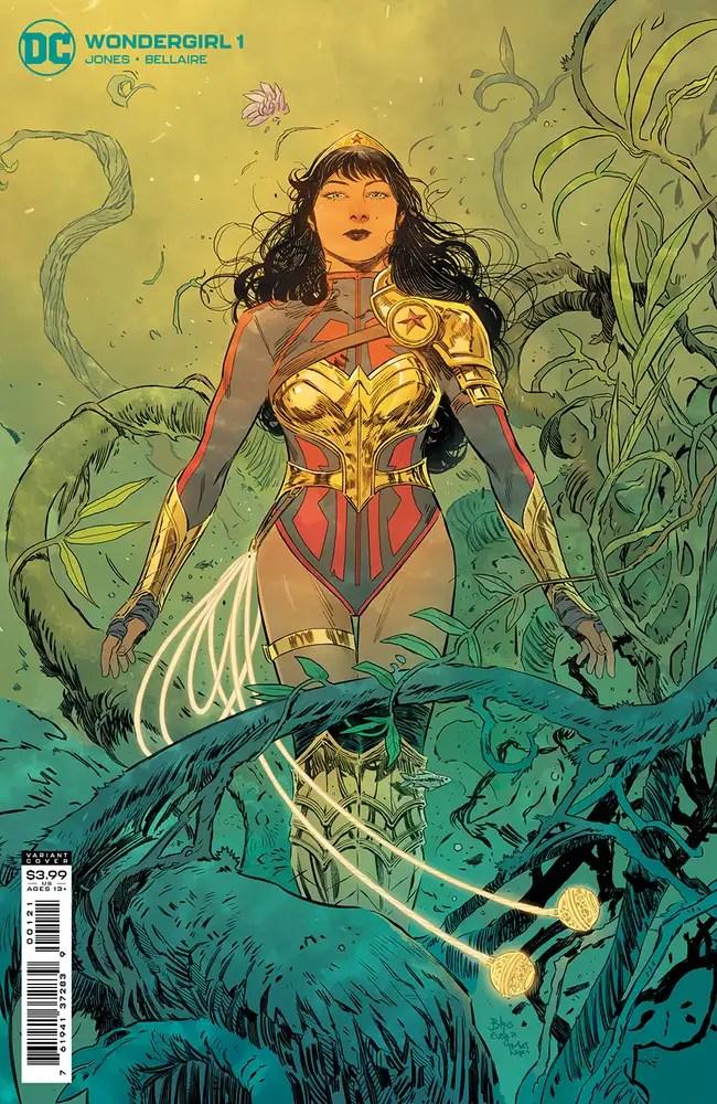 0321DC004 ComicList: DC Comics New Releases for 05/19/2021