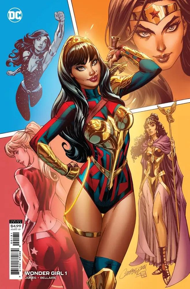 0321DC007 ComicList: DC Comics New Releases for 05/19/2021