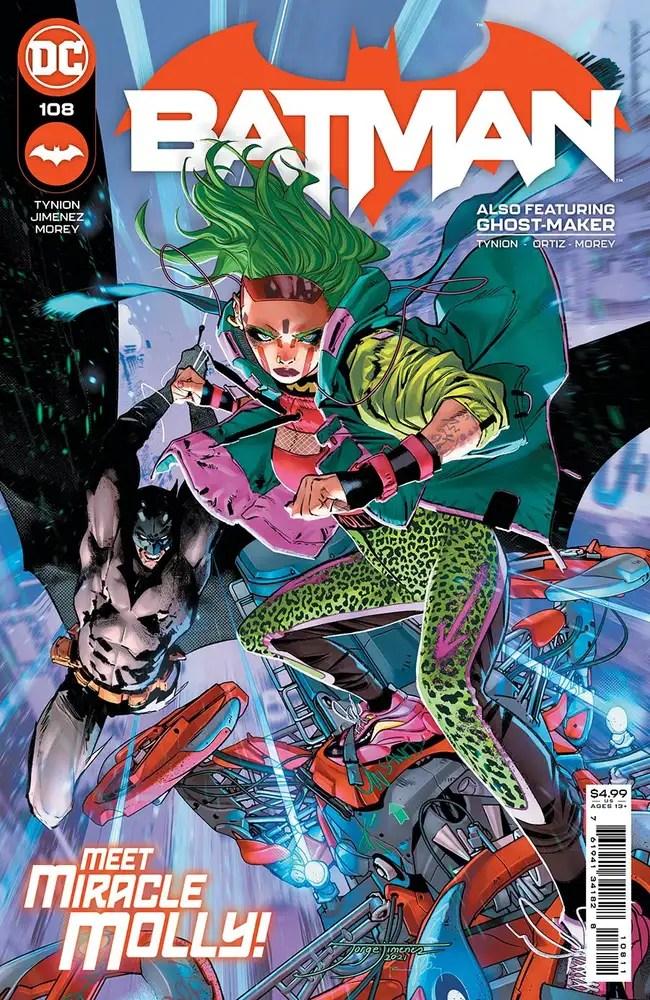0321DC033 ComicList: DC Comics New Releases for 05/05/2021