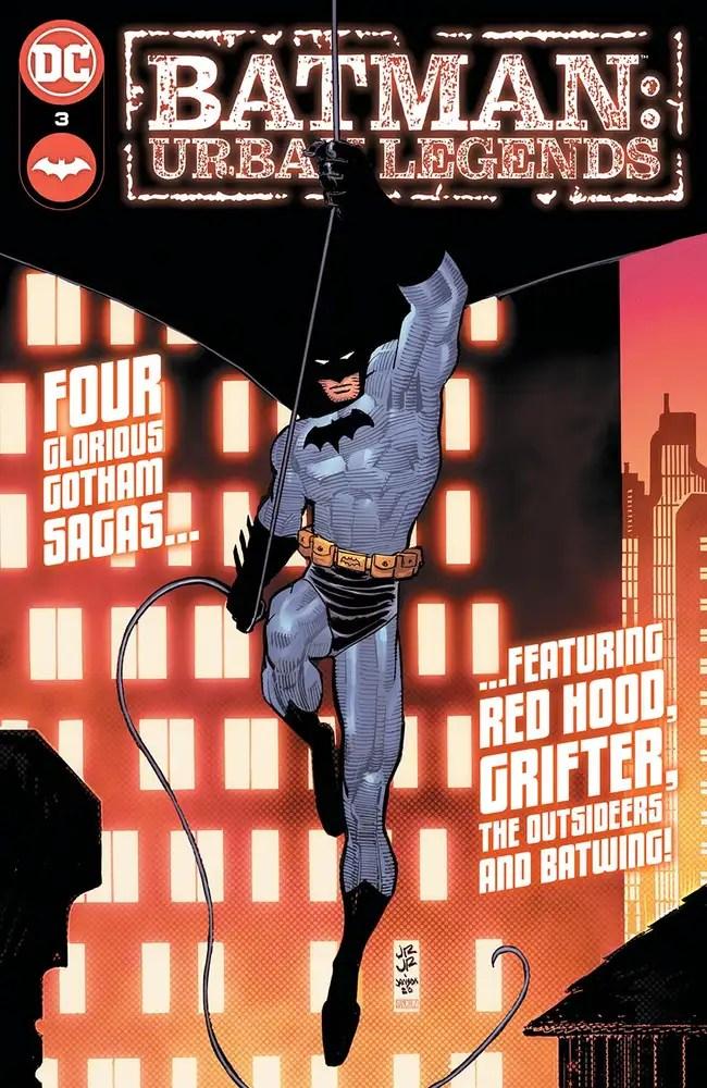 0321DC048 ComicList: DC Comics New Releases for 05/12/2021