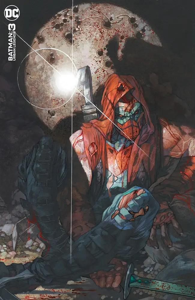0321DC050 ComicList: DC Comics New Releases for 05/12/2021