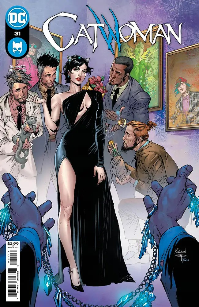 0321DC051 ComicList: DC Comics New Releases for 05/19/2021
