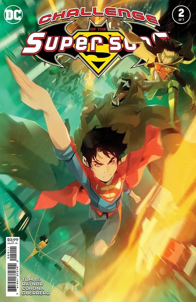 0321DC053 ComicList: DC Comics New Releases for 05/12/2021