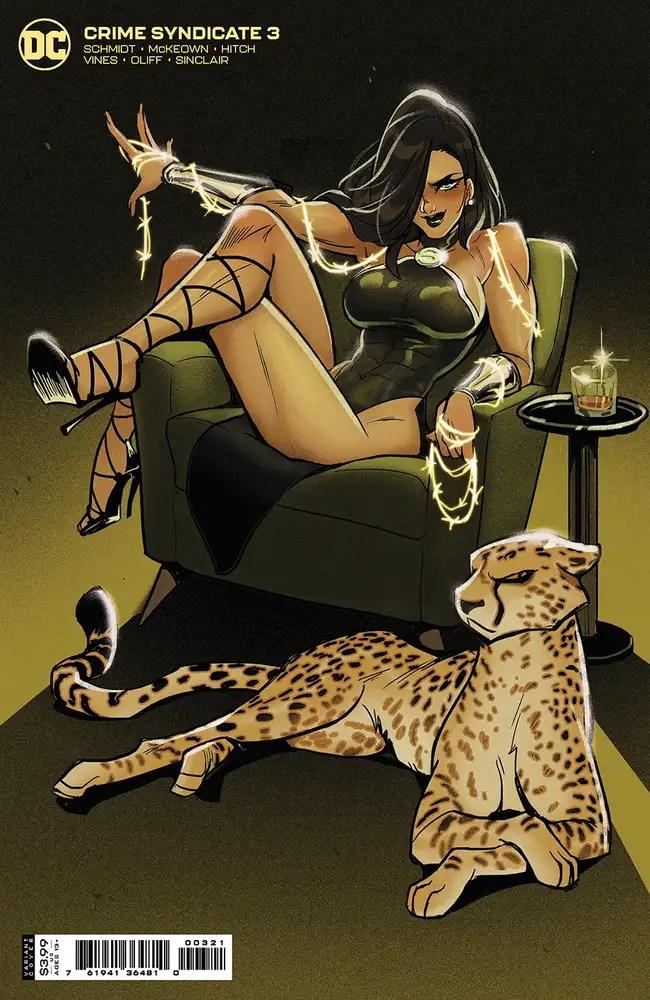 0321DC056 ComicList: DC Comics New Releases for 05/05/2021