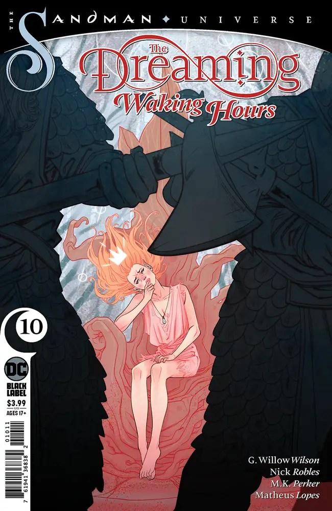 0321DC059 ComicList: DC Comics New Releases for 05/12/2021