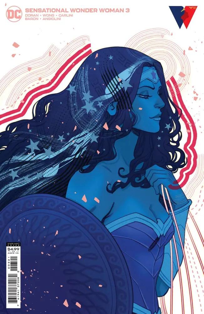 0321DC088 ComicList: DC Comics New Releases for 05/05/2021