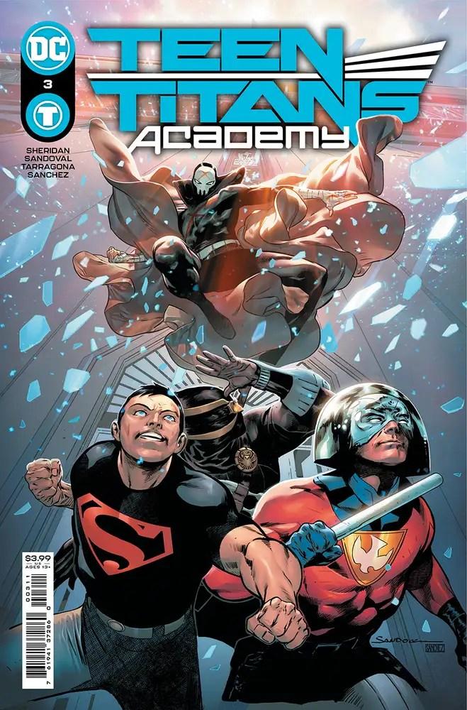 0321DC093 ComicList: DC Comics New Releases for 05/26/2021