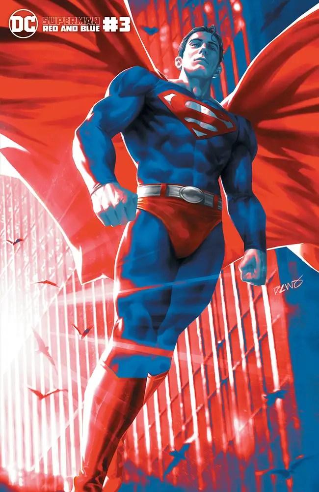 0321DC097 ComicList: DC Comics New Releases for 05/19/2021