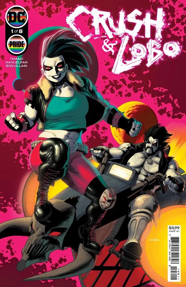 0421DC010 ComicList: DC Comics New Releases for 06/02/2021