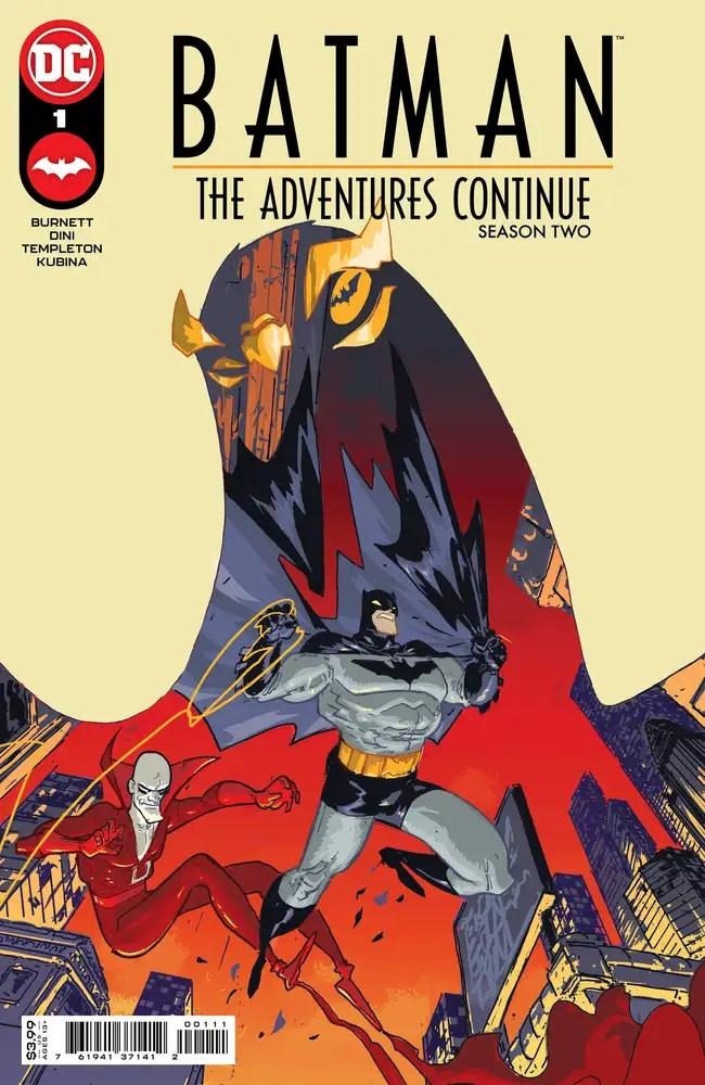 0421DC019 ComicList: DC Comics New Releases for 06/02/2021