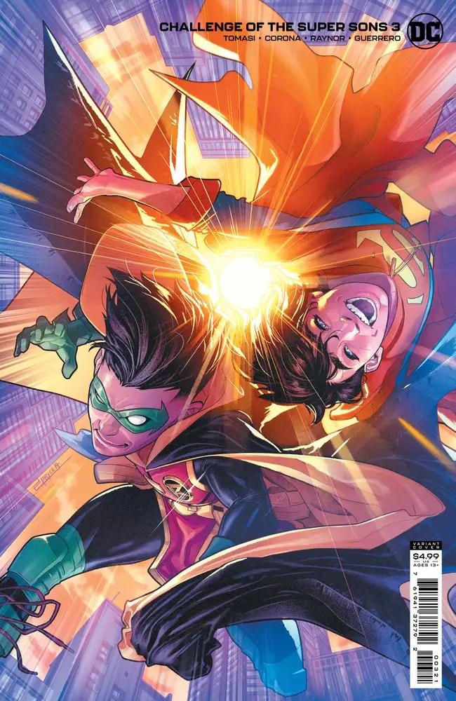 0421DC068 ComicList: DC Comics New Releases for 06/09/2021